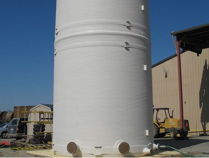 The Durability of Fiberglass Storage Tanks